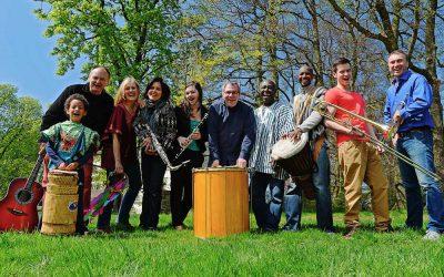 Jazz for Kids: Familienprogramm –Uli Bär und die ABC Jazz Band