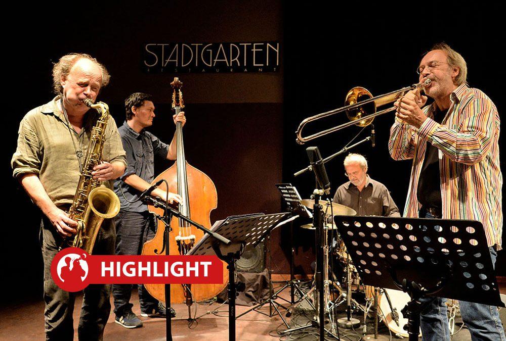 """Jazz Portrait – Matthias Nadolny und """"Alte Freunde"""""""