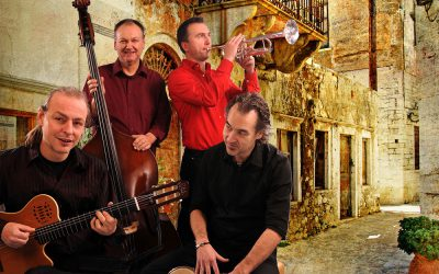 """Tropical Turn Quartett"" – ¡Mas Café!"