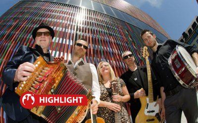 American Cajun Blues & Zydeco Festival