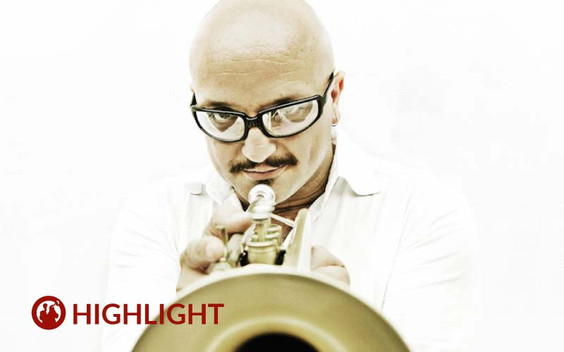 HIGHLIGHT – Jazz Portrait Giovanni Falzone