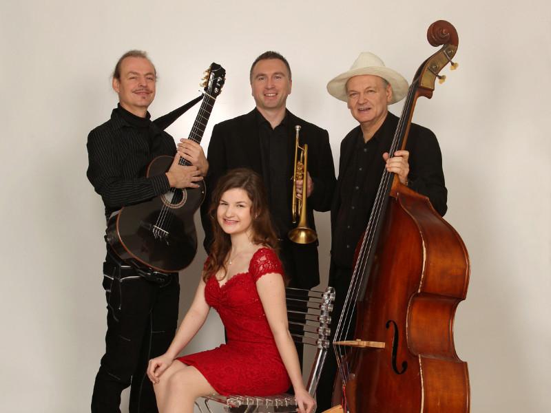 Nina Dahlmann Quartett – Jazz for Lovers
