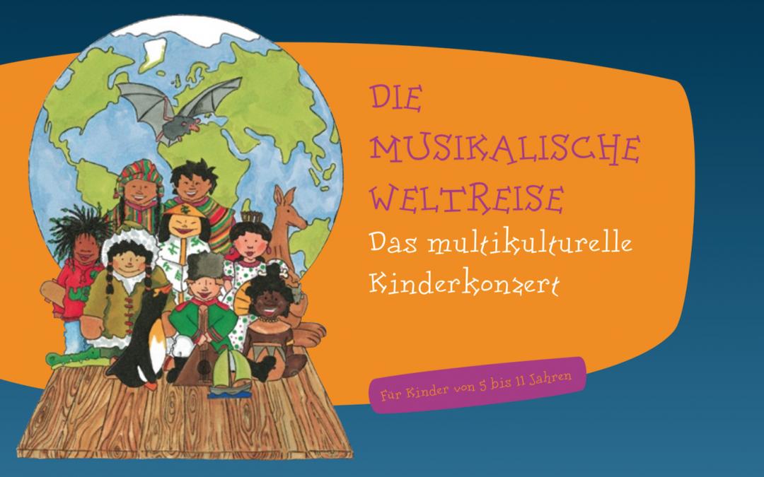 Eine Jazz-Weltreise für Kinder