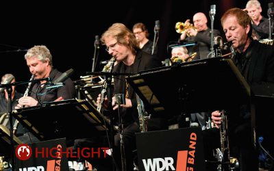 HIGHLIGHT – WDR Big Band & Dafnis Prieto