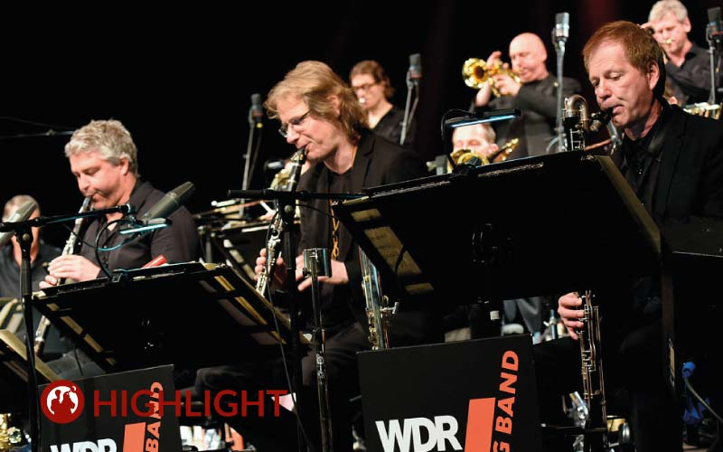 "HIGHLIGHT – WDR Big Band ""Back to the Sunset"""