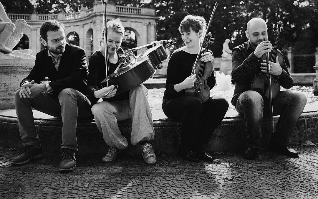 Das Kammerjazz-Kollektiv – Klassik, Jazz & Latin America
